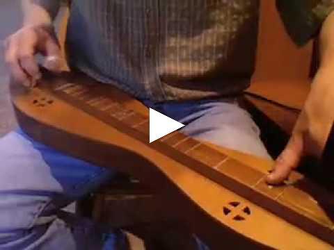 アパラチアンダルシマー 楽器動画