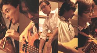 【Cheerful Eel band(チアフルイールバンド)】