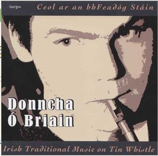 ついにCD化 「Traditional Music on Tin Whistle 」 Donncha O Briain