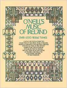 アイルランドの伝統音楽をマスターする上での歴史的曲集です