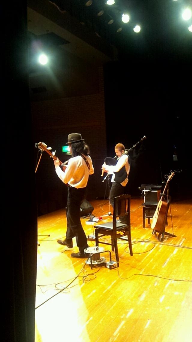 2012年3月2日(金) ハンマーダルシマーコンサート お礼