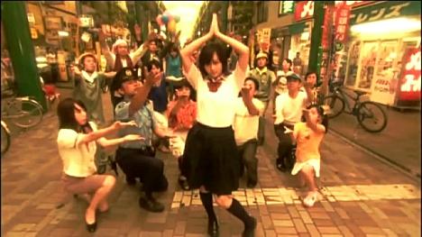 かたい話が続いてたので最強のダンス動画(堀北真希ちゃん)を貼ってみました。