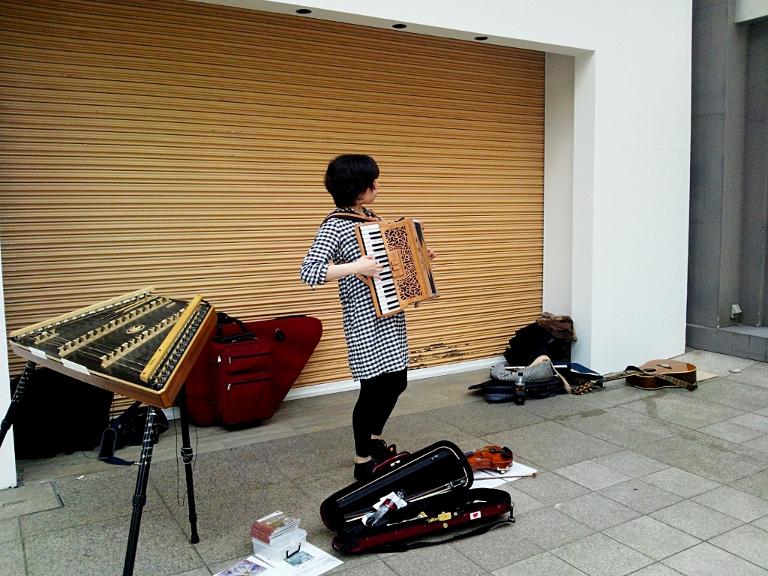 富山、金沢で演奏(^^♪