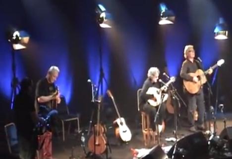 Andy Irvine、 Paul Brady、 Donal Lunny 他、2012年の動画