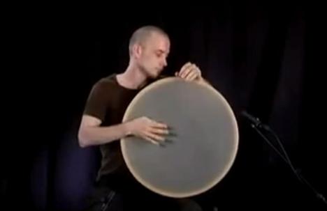 楽器動画: Frame Drums(フレームドラム:片面太鼓) の演奏