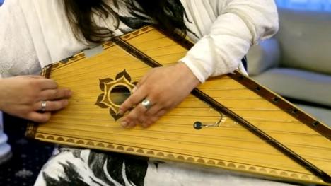ヨーロッパの撥弦(はつげん)楽器類の音色には心癒されます(ロシア編)