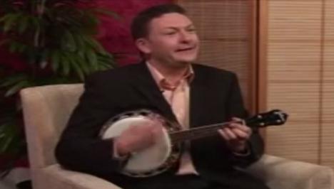 楽器動画:Andy Eastwood さんのUkulele Banjo演奏