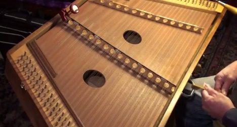 楽器動画:Bill Spenceさんのハ...