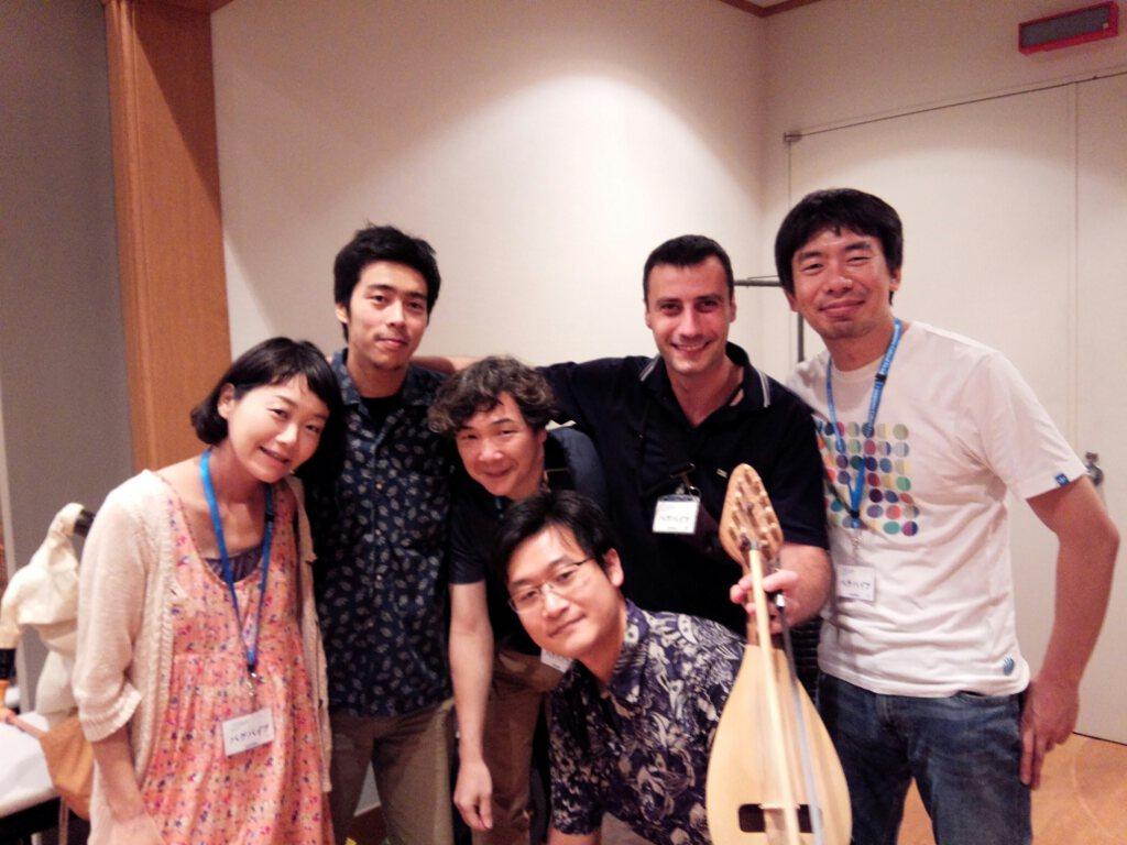 2014 浜松楽器博物館開催 バグパイプ博覧会 パート2 行ってきました(^_^.)