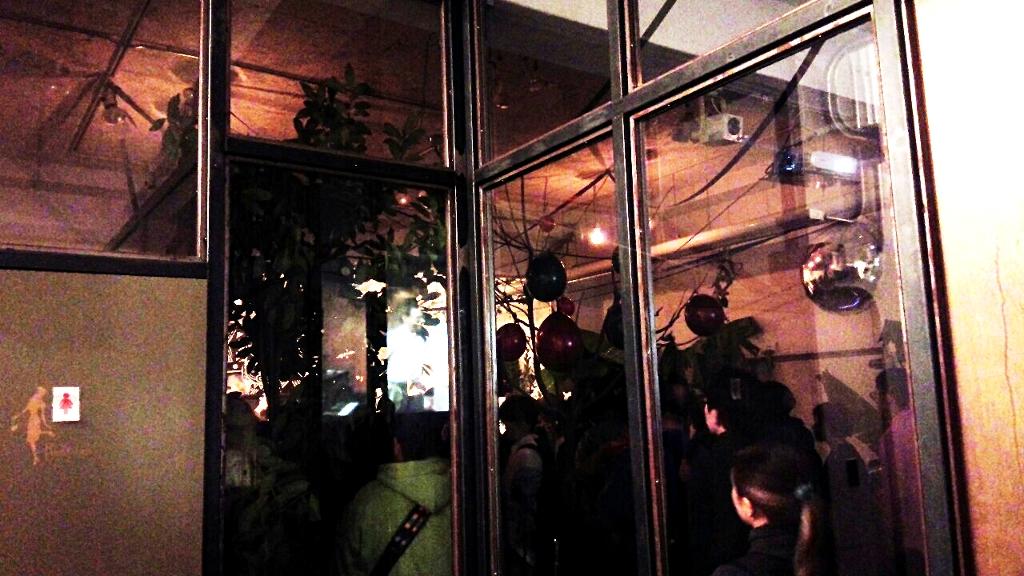 『魅惑のエキゾチカ』@大阪・福島 PINEBROOKLYN に行ってきました(^_-)