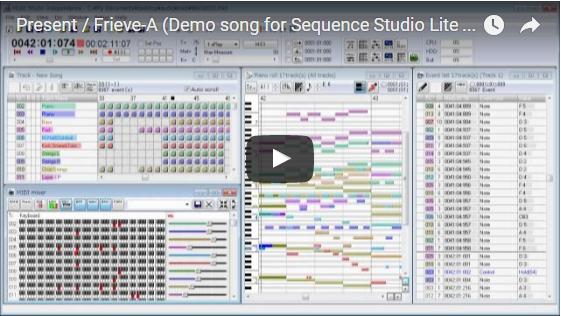無料で音楽作りたいならこのソフト!! 色々集めてますよ。
