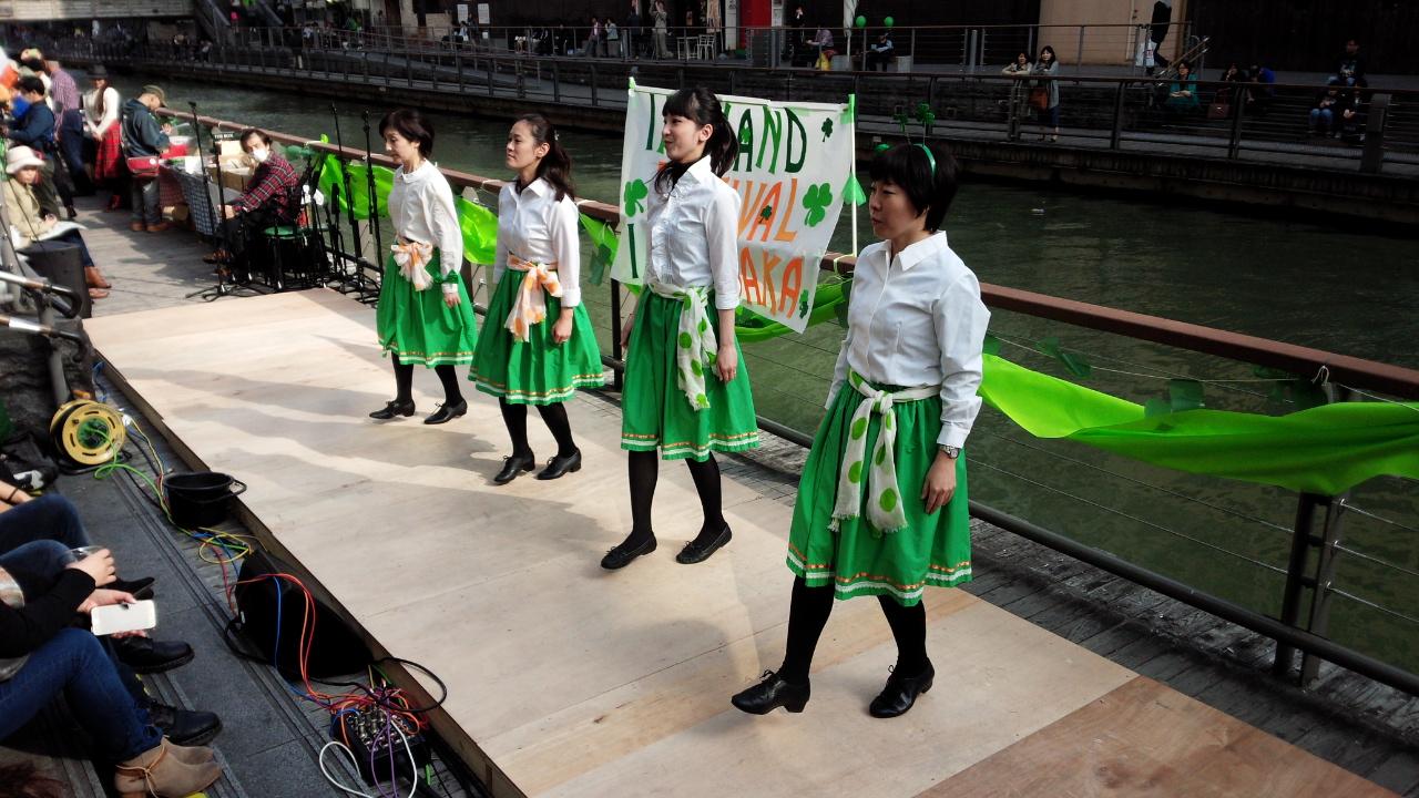 2015 セントパトリックデー大阪 に参加してきました