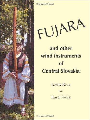 楽器動画:スロバキアの不思議笛、fujara(フジャラ)の演奏