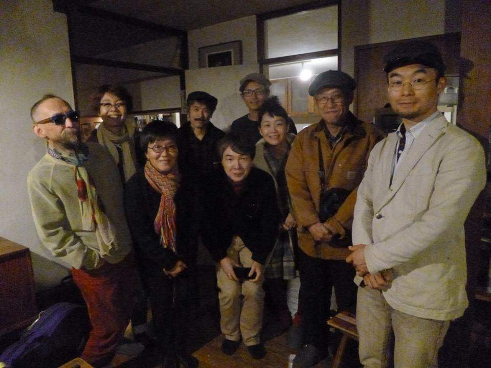 ライブのお礼:京都、静原 millet にて