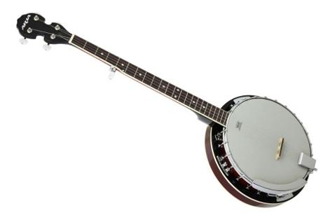 感性次第で音楽を素敵に演出してくれる弦楽器:バンジョー(Banjo)