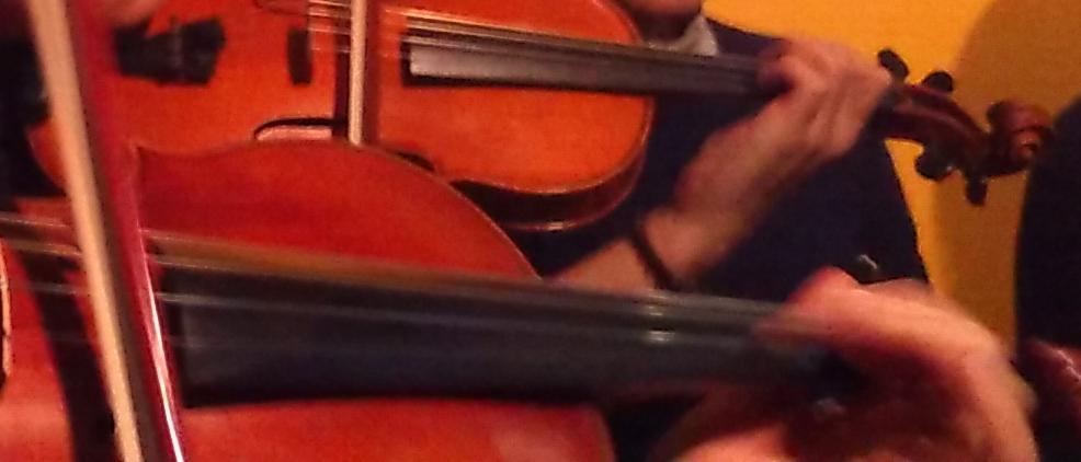 憧れの弦楽器、バイオリン(フィドル)でも今はとても始めやすくなっていますね