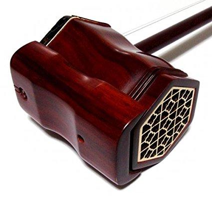 大人になってから楽器を始める場合のおすすめを。弦楽器:二胡