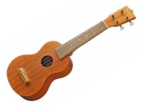 大人になってから楽器を始める場合のおすすめを。弦楽器:ウクレレ