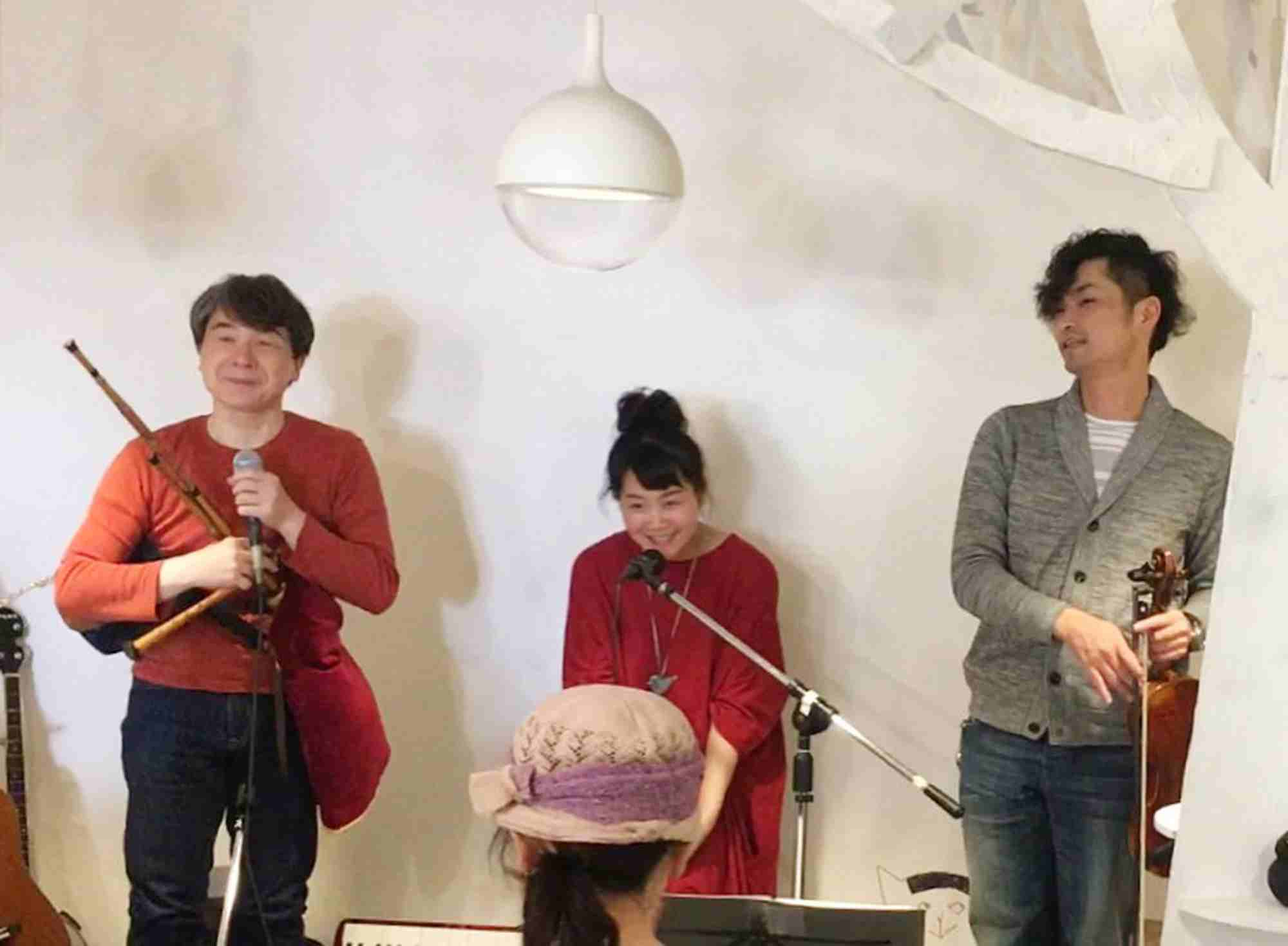 ライブのお礼:2017/04/23(日)香里園、七穀ベーカリーさんにて