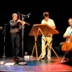楽器動画:バンジョーとハンマーダルシマーの演奏