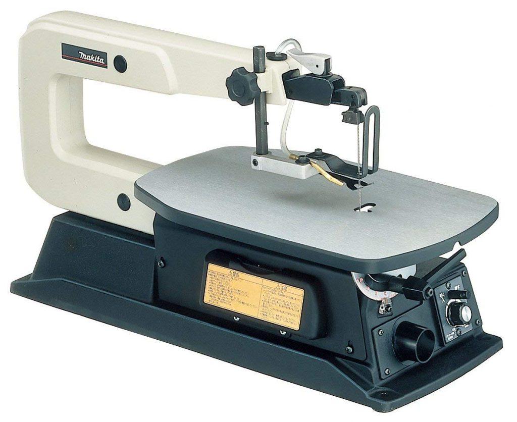 レビュー:makita 電動糸鋸盤