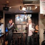 熱い熱い夜でした(^^♪ 京都、field PUB (アイリッシュパブ・フィールド)20周年パーティー