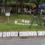 Irish music party in Kyoto 宝ヶ池 4th にちょっとだけ行ってみた(*^^*)