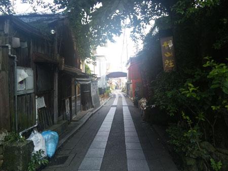清荒神参道-2