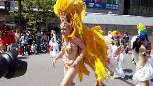 2012年5月20日(日) 第42回神戸まつりでのパレードスケジュール