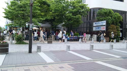 三軒寺広場1