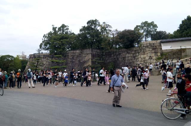 大阪城正門