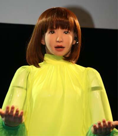 美少女ロボ「未夢」のダンス は凄すぎる(^_^.)