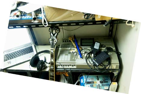 録音部屋1
