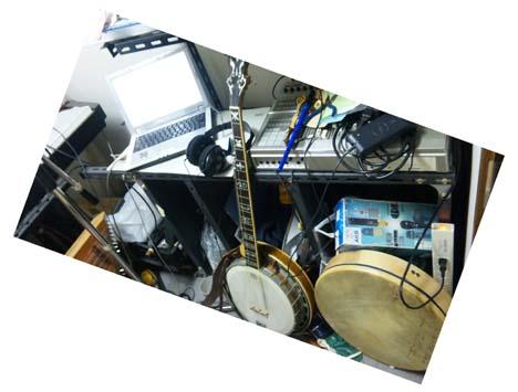 録音部屋3