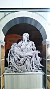 マリア様とキリスト