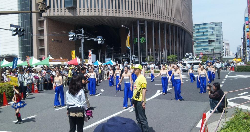 2012年5月20日(日) 第42回神戸まつりでのステージイベント情報