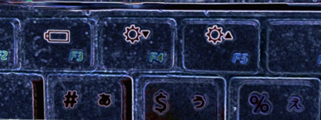 Dell ノートパソコンのファンクションキーの設定
