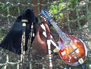 手持ち楽器