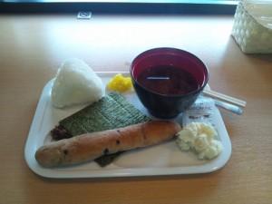 名鉄イン知多半田駅前ホテルの朝食はバイキング形式