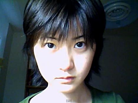 目の運動動画のモデルさんが可愛すぎるのですが(^^♪