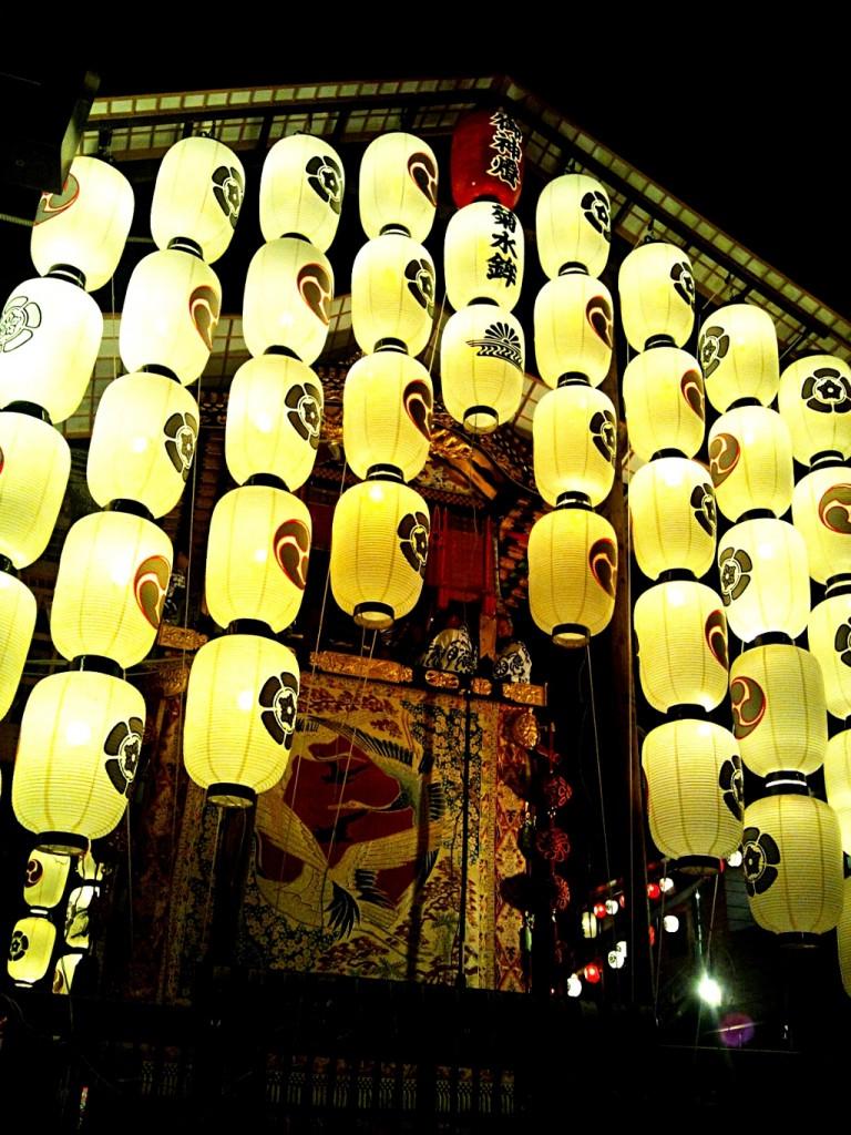 三連休は 六甲山上~祇園まつり~こうべみなとまつり(飲み会)の連続技