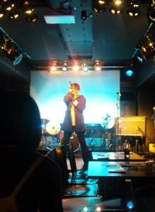 昨日は京都、Blue Eyesでライブ観てきました。