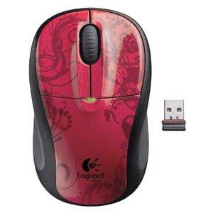 ノートパソコンにワイヤレスマウスは最強!!