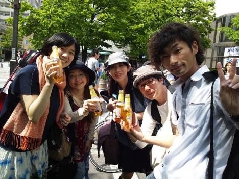 2013 春 伊丹まちなかバル 参加してきました